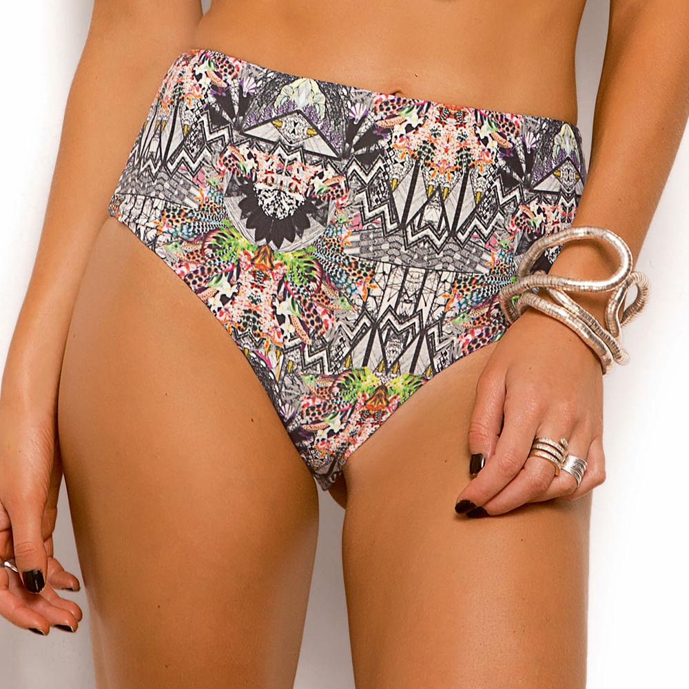 5434843cf Calcinha Hot Pant Estampa Étnico Rosa - dechelles