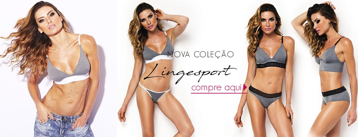 Nova Coleção Lingesport - Desktop