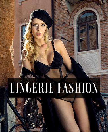 Banner lingerie luxo